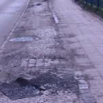 """""""Der Radfahrer wird nach Einschätzung der örtlichen Situation auf dem Radweg sicher geführt."""" Zitat G.B. Ordnungsamt Wismar Abt. Verkehr"""