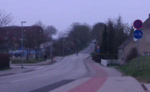 benutzungspflichtiger Radweg