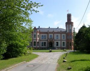 Radtour zum Schloss Gamehl