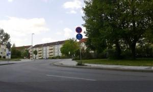 Seebad Wendorf keine Radwegauffahrt